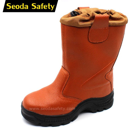 Petroleum industry work boots