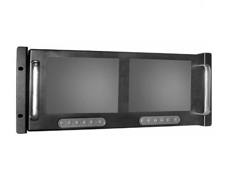 Rack Mount Industrial Display Monitor (multi screen)