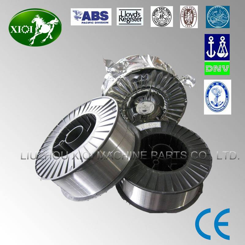 Flux cored welding wire E71T-1 with CE approved