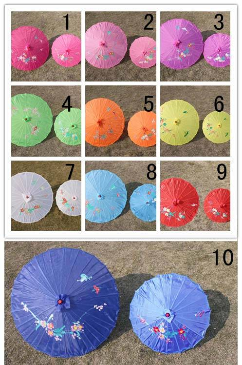 hot selling wedding umbrella/parasol in 2014