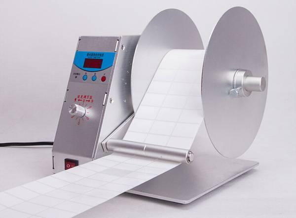 Automatic Label Rewinder, Label Rewinding Machine