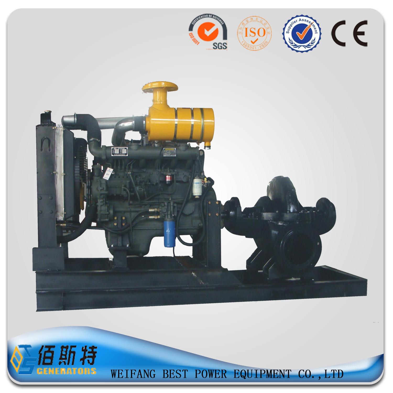 Diesel engine pump set for agriculture irrigation