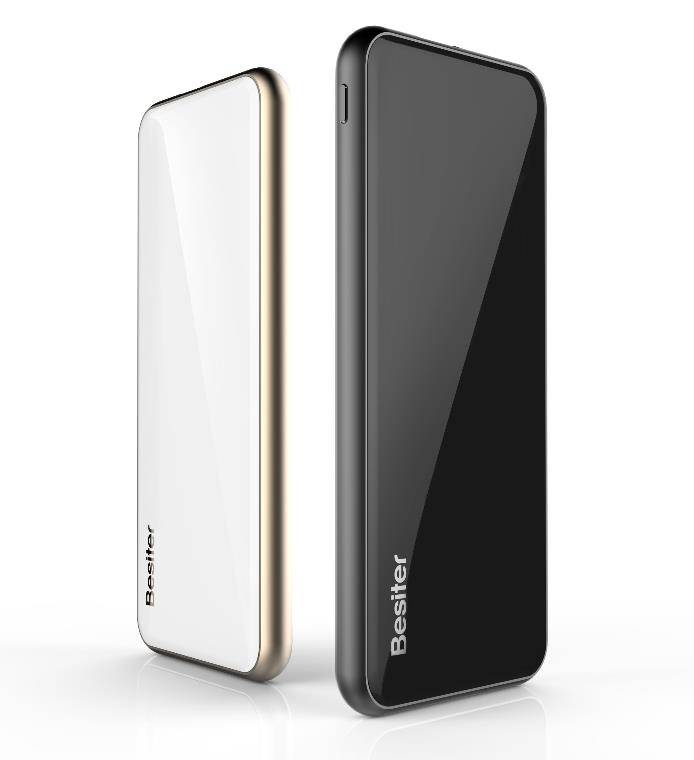 Super Slim 5000 mAh Portable Power Bank