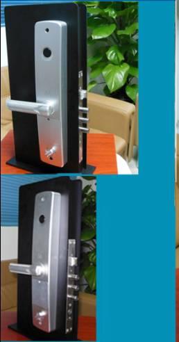 fingerprint password door lock, biometric fingerprint door lock