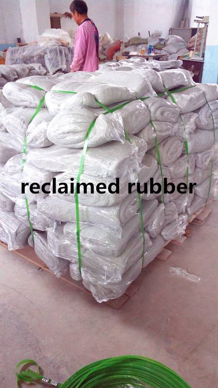 reclaimed rubber