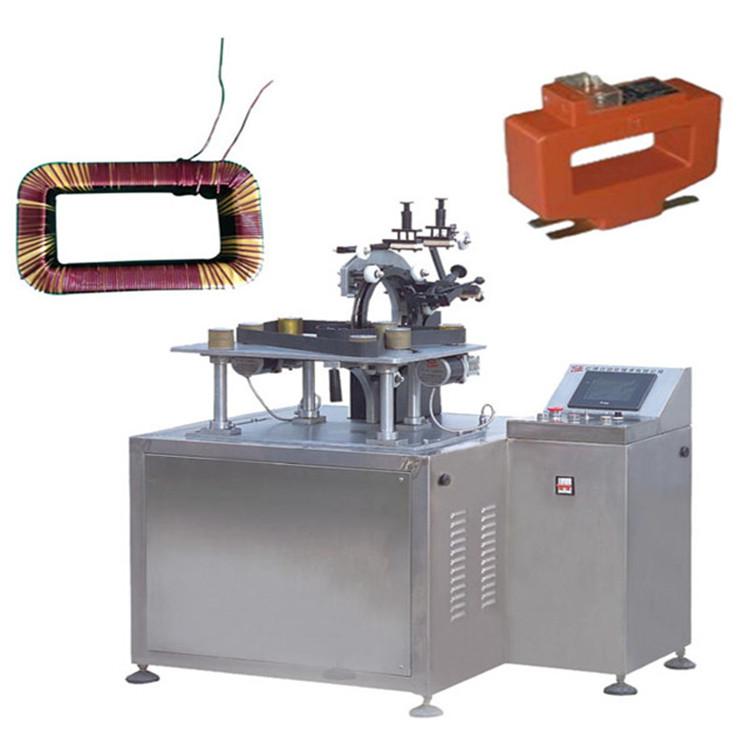 YB-300F Special Rectangulalr CNC Automatic Winding Machine