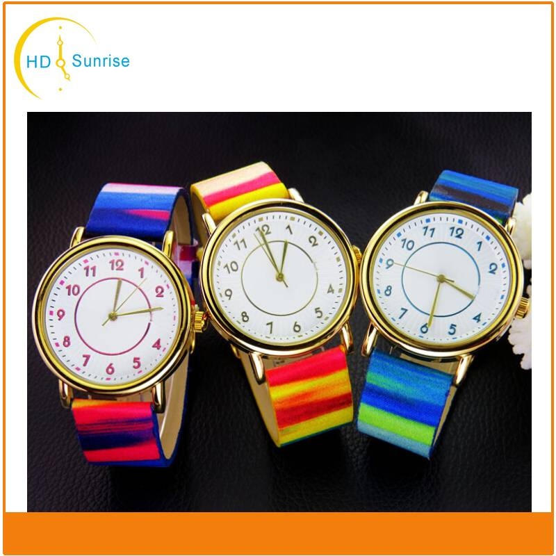 New Design Customized Waterproof Fashion Lady Watches