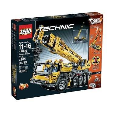 WHOLESALE LEGO Technic Mobile Crane MK II 42009