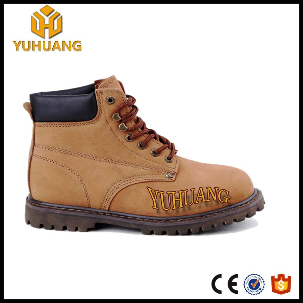 Hot-selling Goodyear welted safety shoes