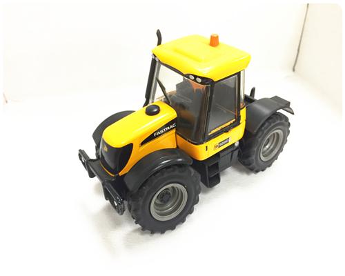 Die-cast zinc alloy tractor model production