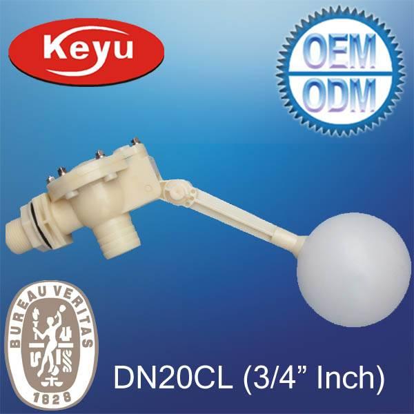 Keyu DN20CL Small Water Tank Float Valve