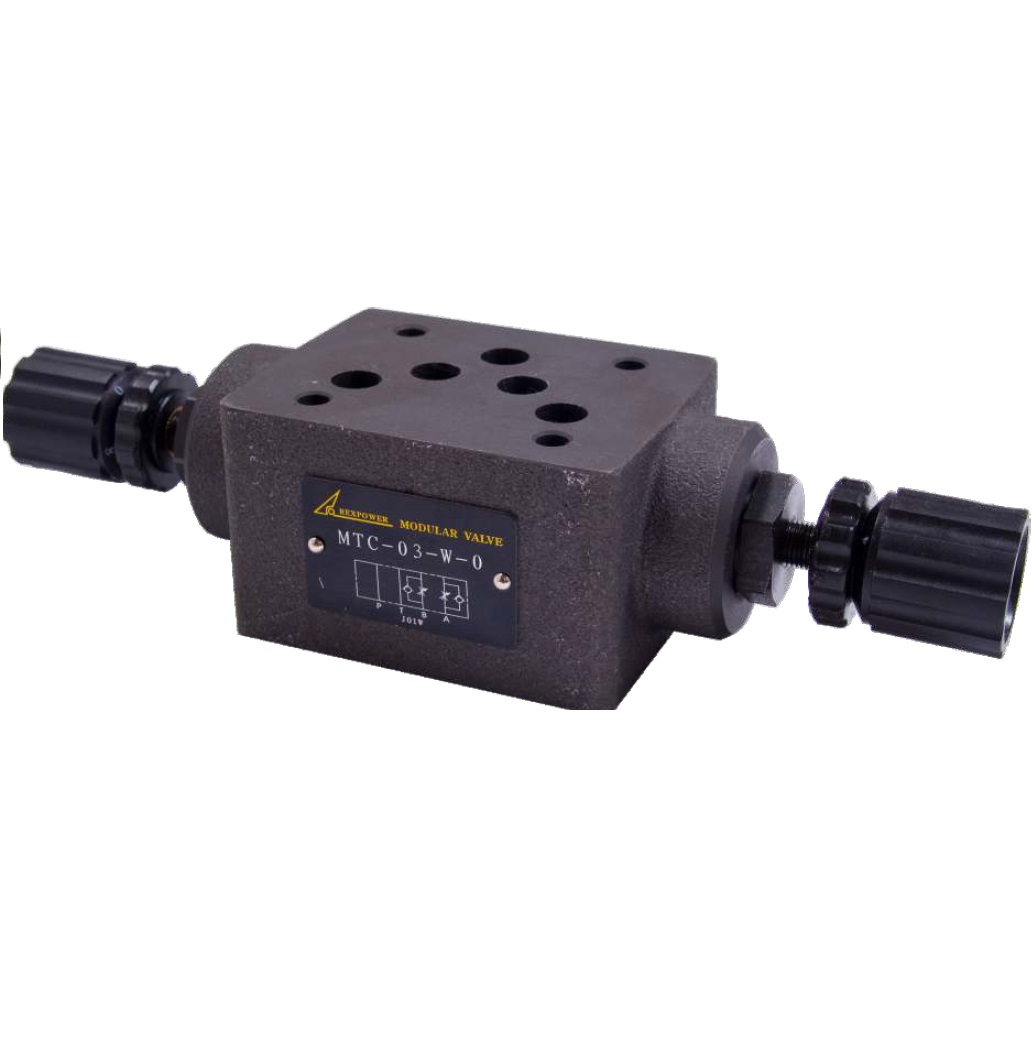Modular Throttle Valve - MTC Series
