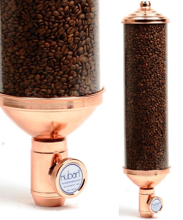 PSS80 CYLINDRIC COFFEE SILO