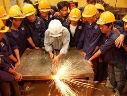 Welder/Fabricator Vietnam