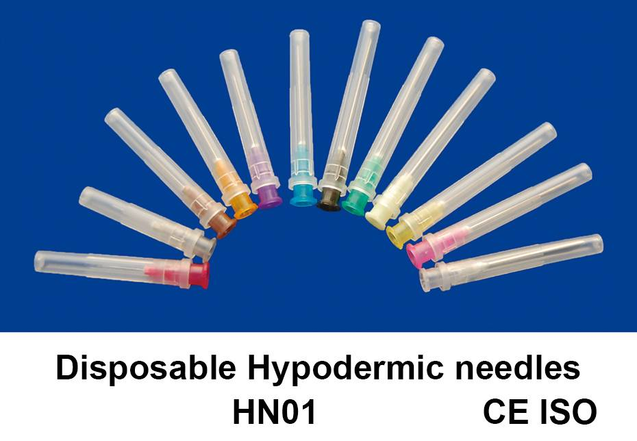 Disposable Hypodermic Needles with CE ISO