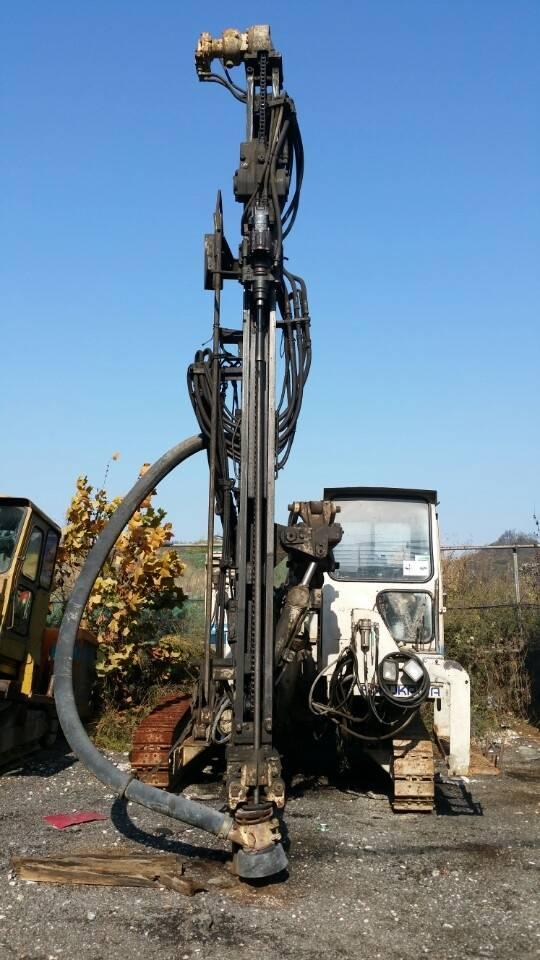 Used hydraulic crawler drill FURUKAWA HCR9S