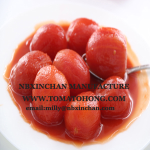 whole peeled tomatoes cans with tin