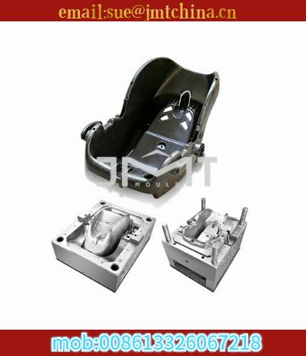 Manufacturer plastic injection mould-car safty seat mould