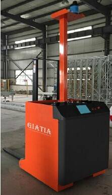 AGV   Laser or magnetic guided ,customizable