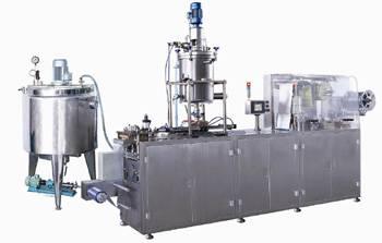 DPP-140Y Liquid blister packing machine