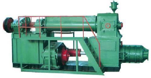 JZK-50/50 Vacuum Brick Machine