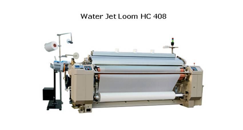 HC408 water jet loom