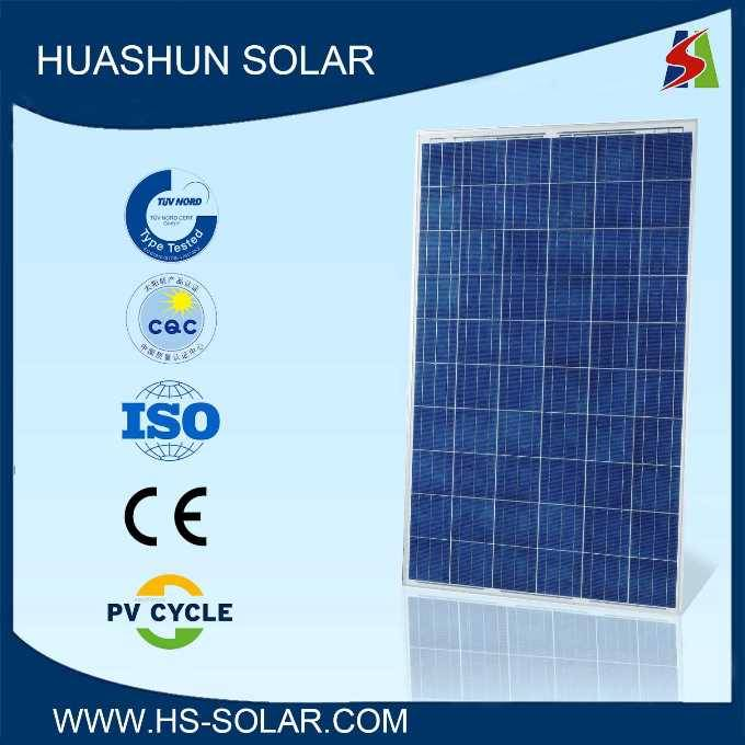 2015 Hot Sale High Quality 260w Monocrystalline Solar Panel