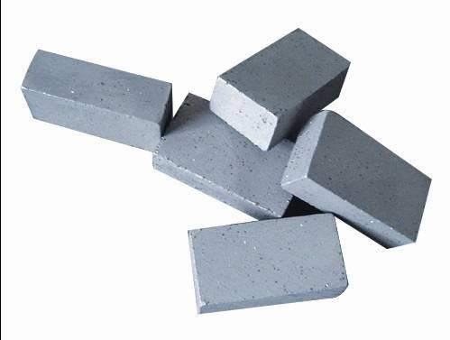 Diamond segments for Sandstone cutting