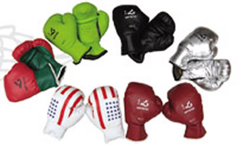 Boxing mitts , Children boxing gloves