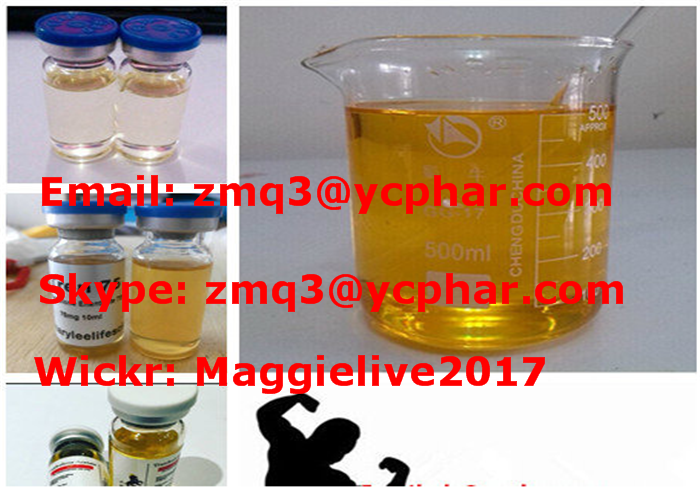 Finished Safe Steroid Injection Boldenone Acetate for Muscle Training