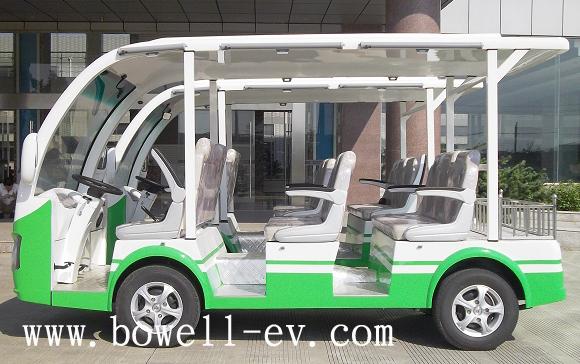 8 seat electric sightseeing car EV6081