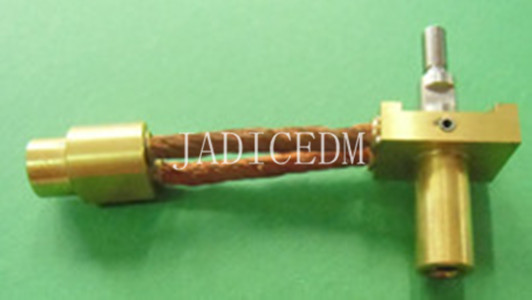 Wire EDM Power feed contact