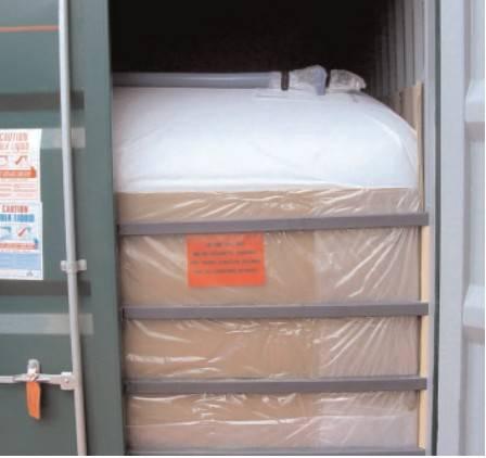 Flexi Tanks / Flexi Bags for Bulk Liquid Logistics