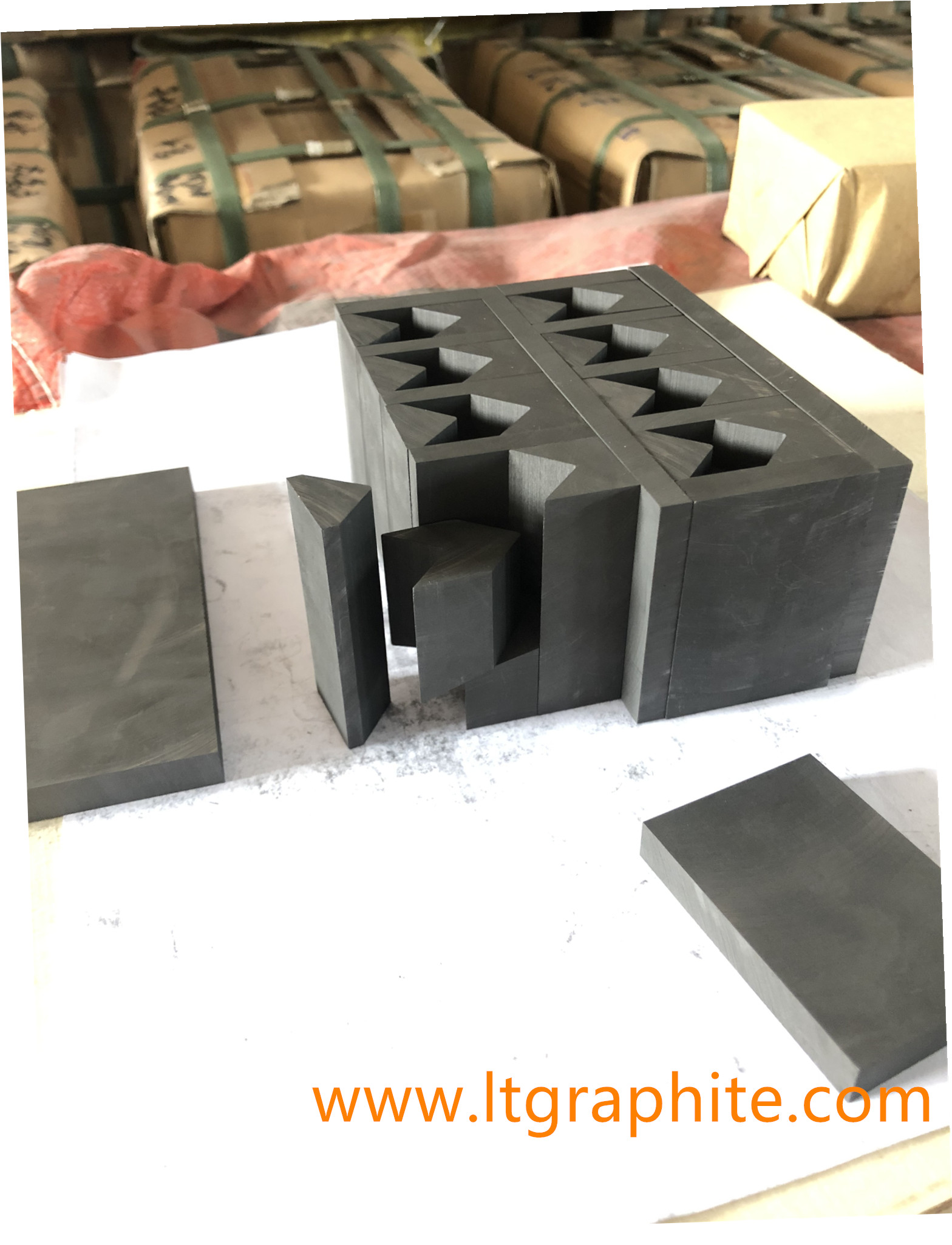 Ultra-Pure Graphite Mold Used for Polycrystalline Diamond Tool