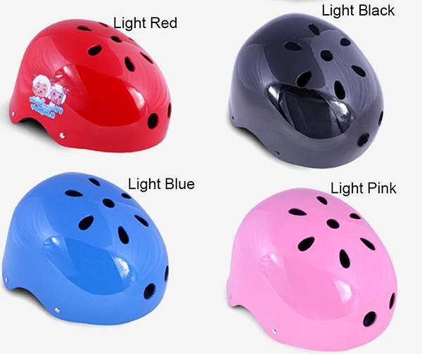 Kids sport helmet outdoor sport helmet Cheap skateboard children bicycle helmet