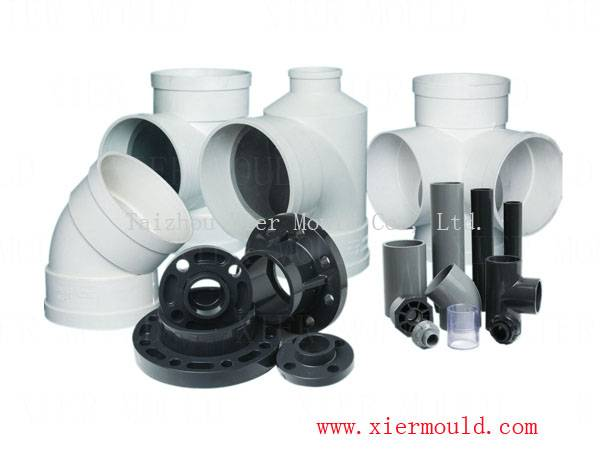 Pipe fitting Mould,High Quality Finishing Mould