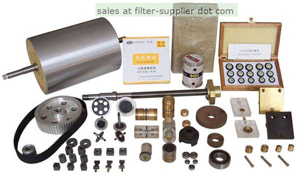 High Speed WEDM Consumables & Spare Parts