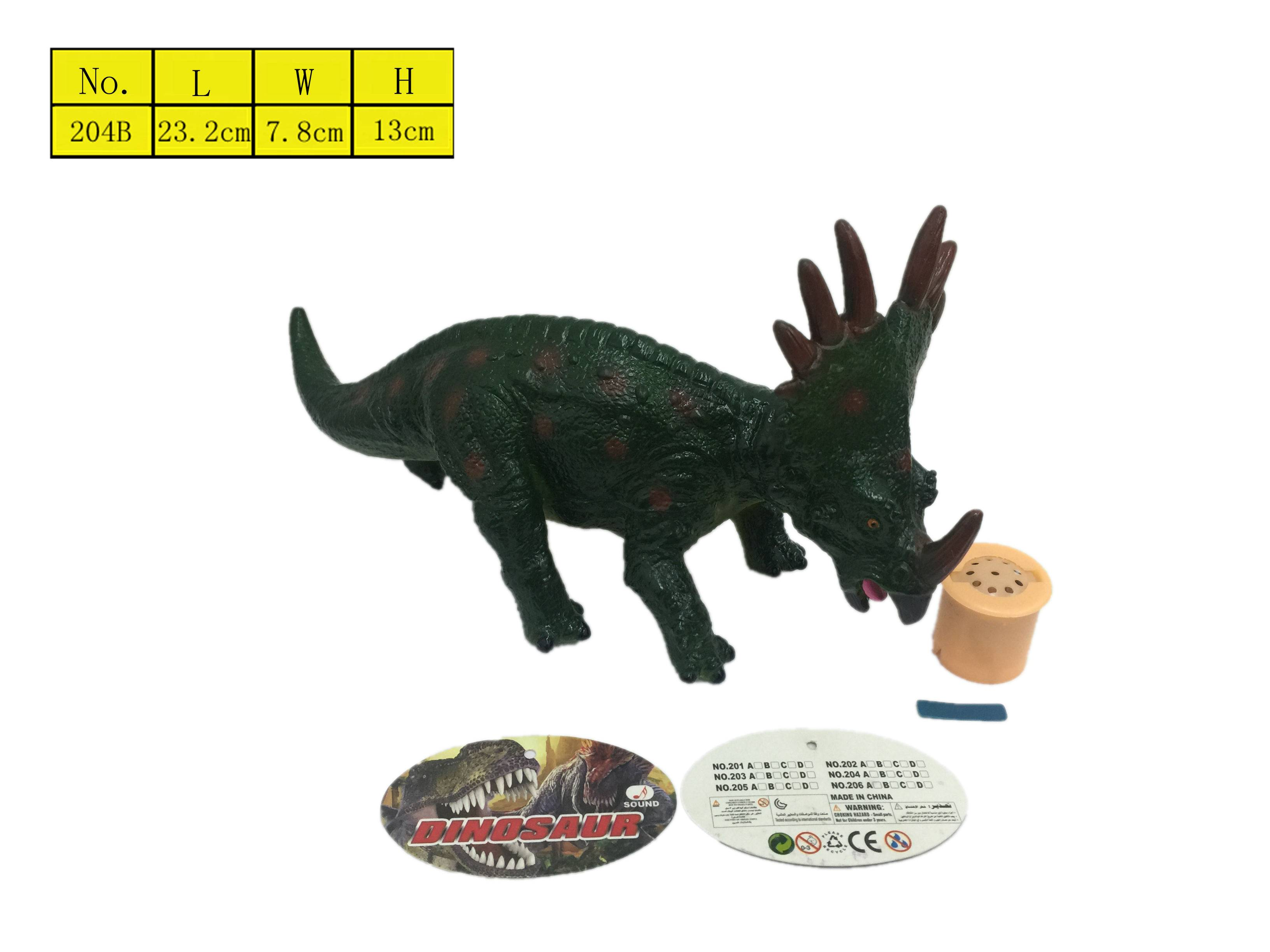 2016 new gifts for kids vivid funny vinyl dinosaur toys Jurassic Park wholesale manufacturer cheap p