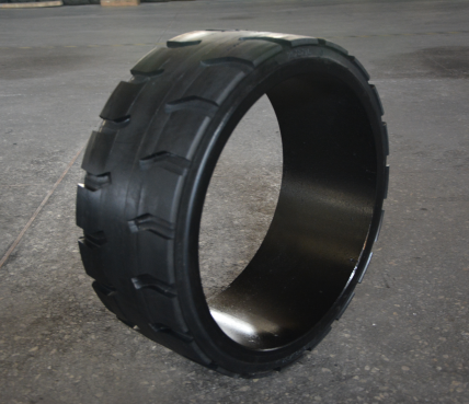 High quality press on solid tyre 20 X 8 X 10