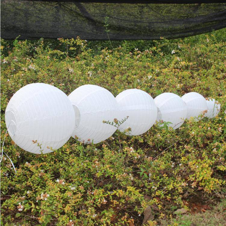 Handmade Antique Wedding Decoration White Paper Lantern