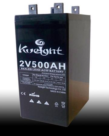 2V 800Ah VRLA battery
