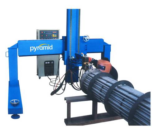 Tube to Tube Plate Welding Machine