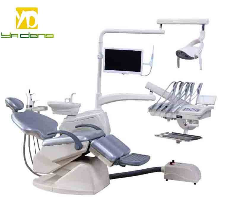 CE/ISO Approved Hot Sale Medical Electric Mounted Dental Chair Unit YD - A3e