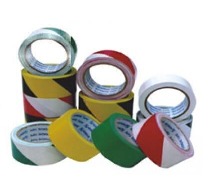 Warning tape,floor tape 48mm x 18m