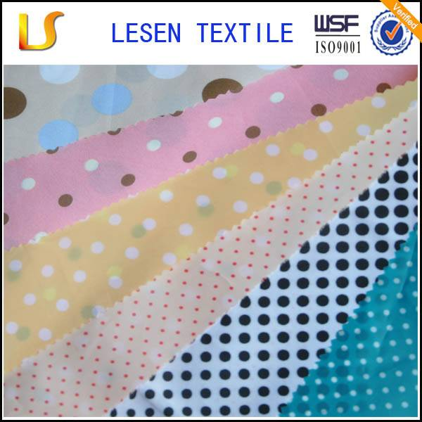 Lesen Textile Waterproof Polyester Printed Umbrella Fabric