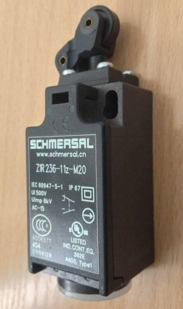 Limit Switch Z1R236-11Z-M20