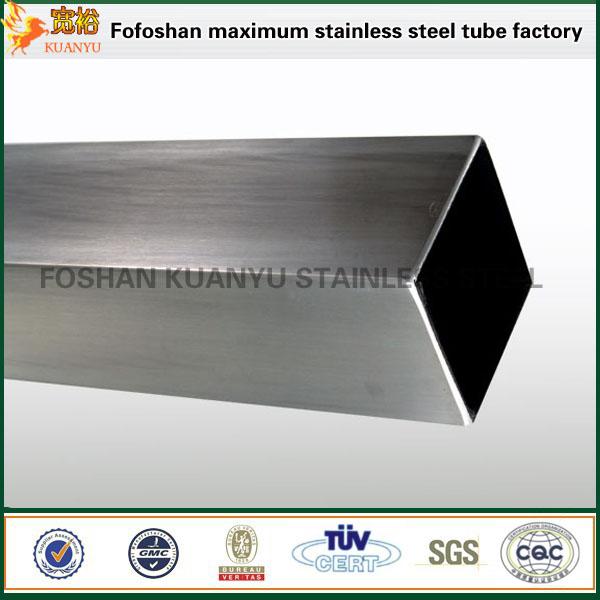 316 316L Stainless Steel SquareTube