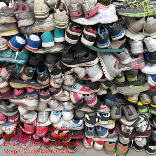 fairly used sport shoes wholesale in bales
