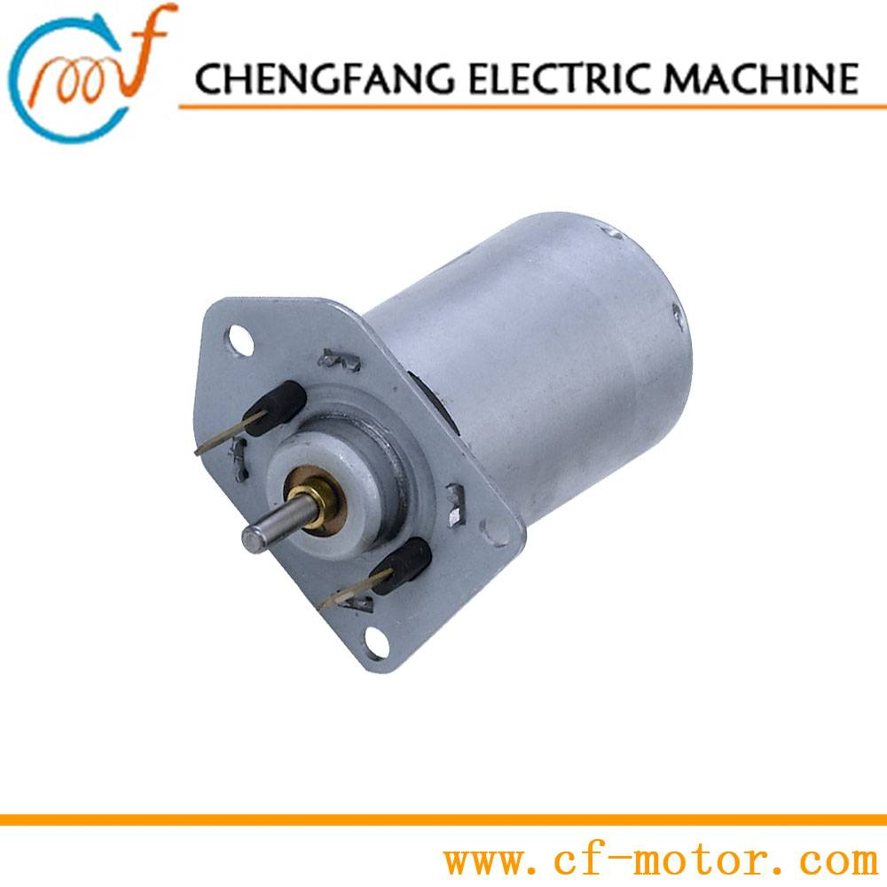 Permanent magnet DC motor for electronic throttle control (ETC) small 6V-18V