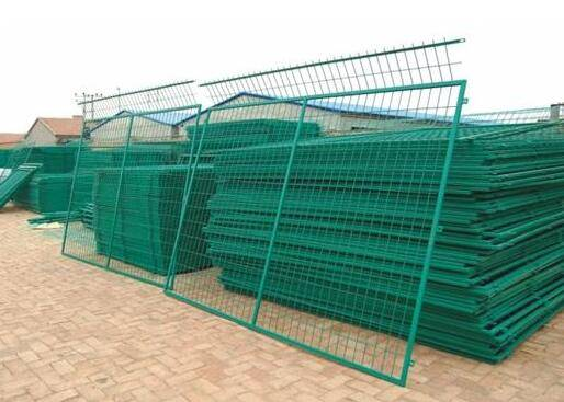 high quality framed fence steel wire mesh